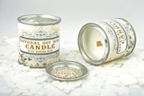 Exclusive interior soy wax candle with a wooden wick, 250ml/8.45 oz