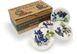 Natural soy wax scented rounds, 130g/4.6 oz - lavender